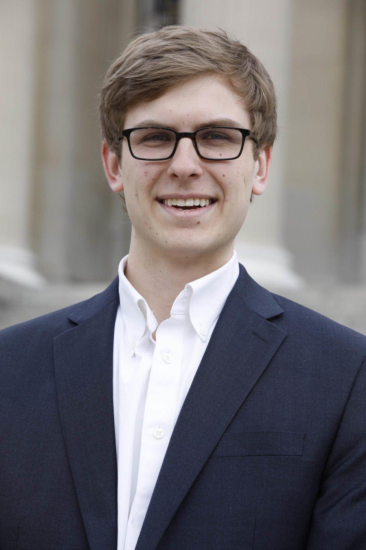 Brian O'Sullivan Columbia University 2017-2019 Cohort