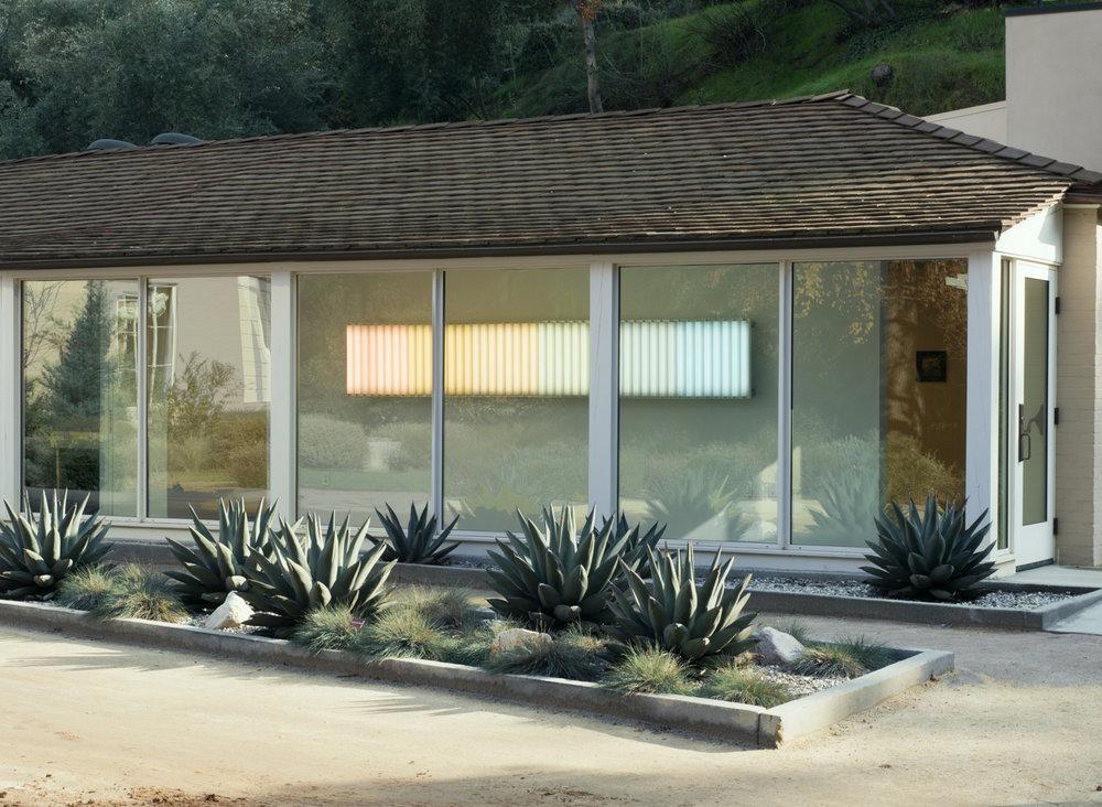 Elemental | Seeing the Light, 2015  Sturt Haaga Gallery Descanso Gardens, La Cañada Flintridge, CA