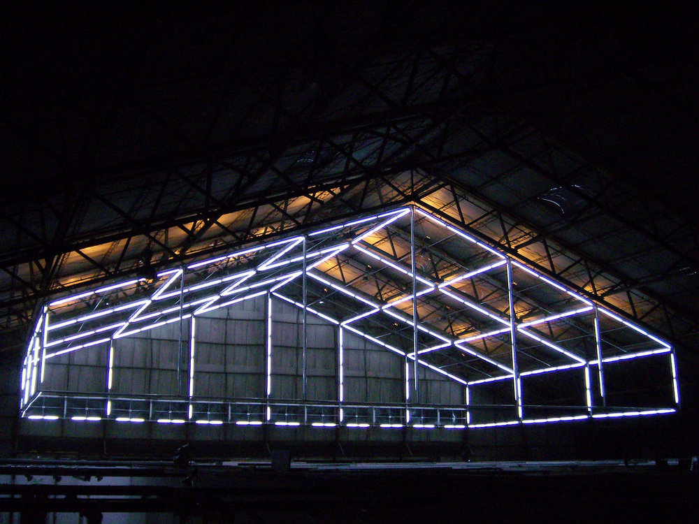 light/HANGAR,  2006 Santa Monica Airport