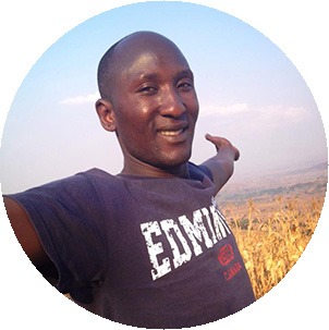 TOBFC Manager: Putiyei Nangereke  is Assistant Manager at the Olive Branch for Children and Deb's husband. He's from the area and a member of the Maasai tribe. He's in charge of day-to-day construction and training on site.