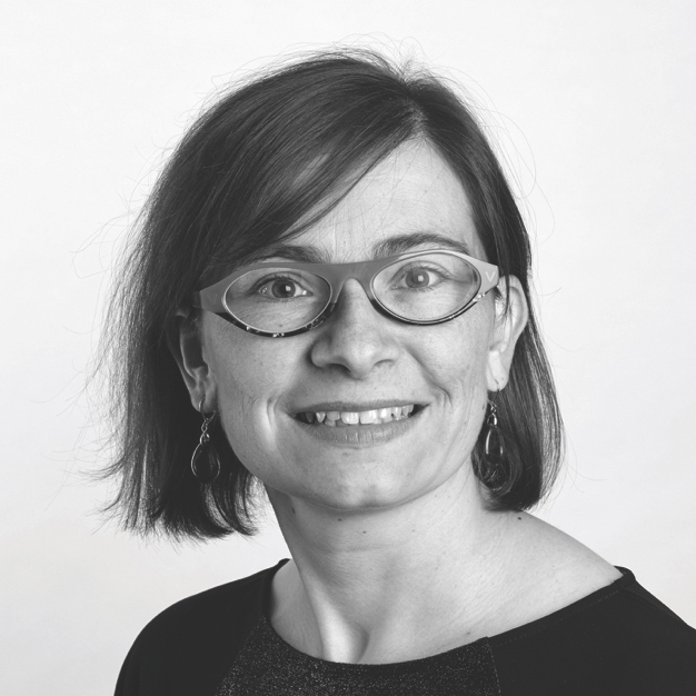 Ann Geudens  architect - partner