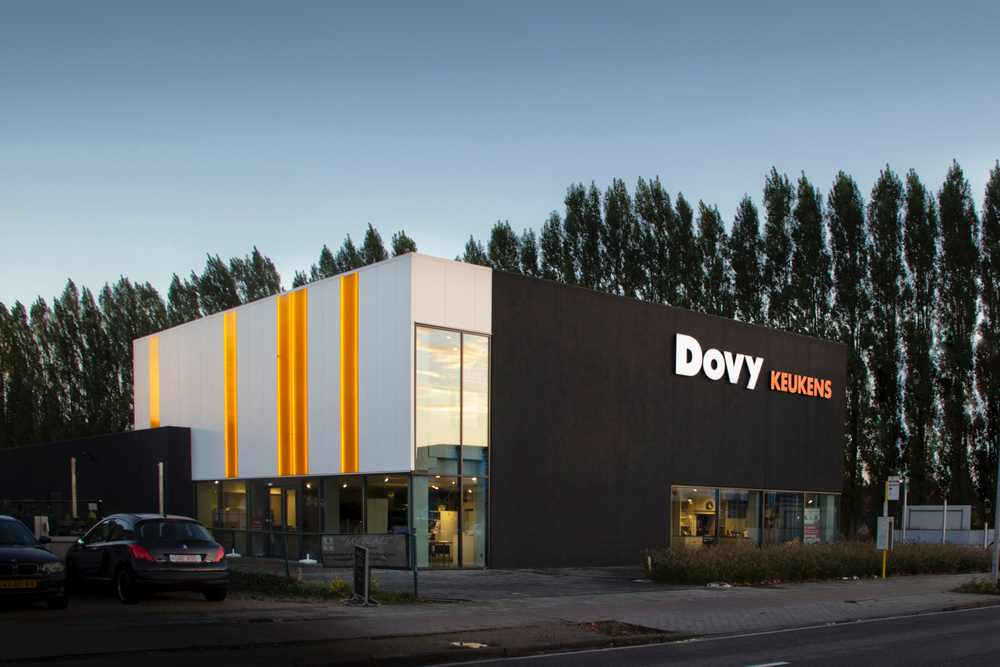 Showroom Dovy Keukens