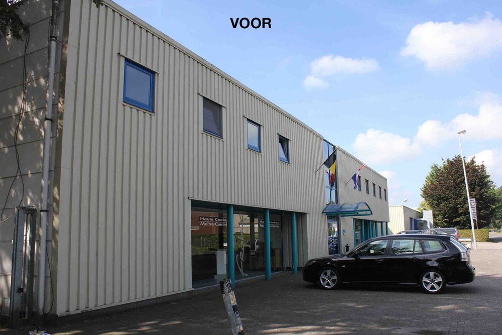 Showroom Frako - Weelde