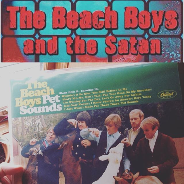 Anyone seen #TheBeachBoysAndTheSatan ? Enjoyable. Like satanism.