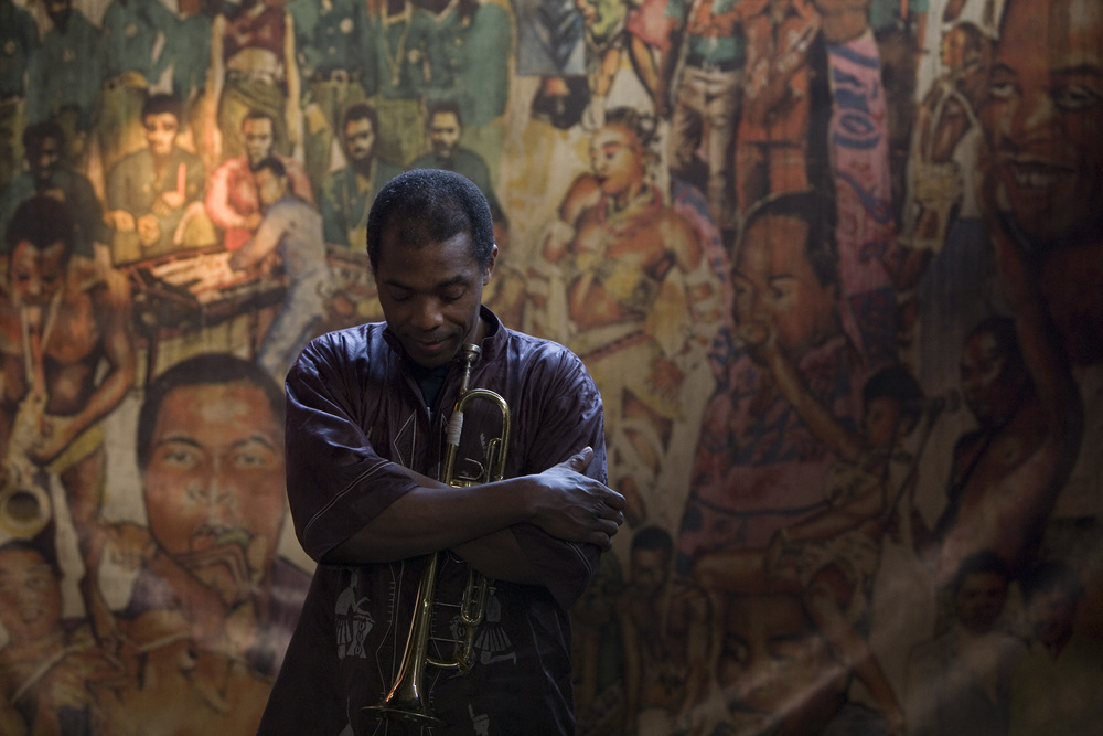 FEMI KUTI AND THE AFRICAN SHRINE