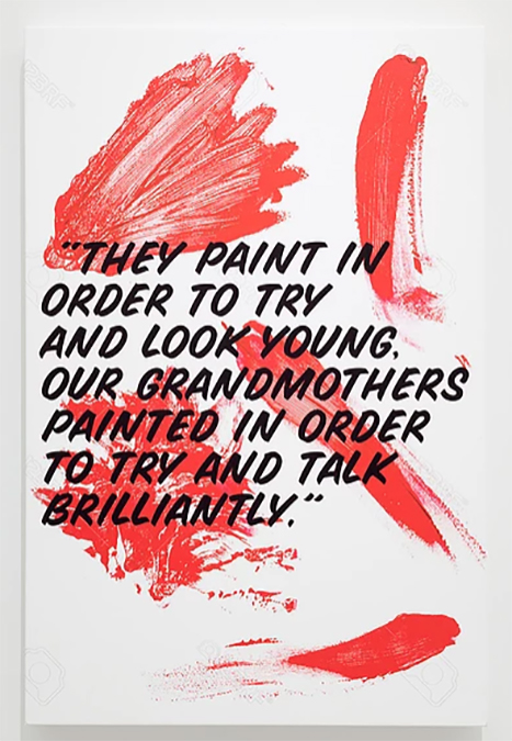 """Our Grandmothers 2017 Pigment Print on Canvas 36"""" x 24"""""""