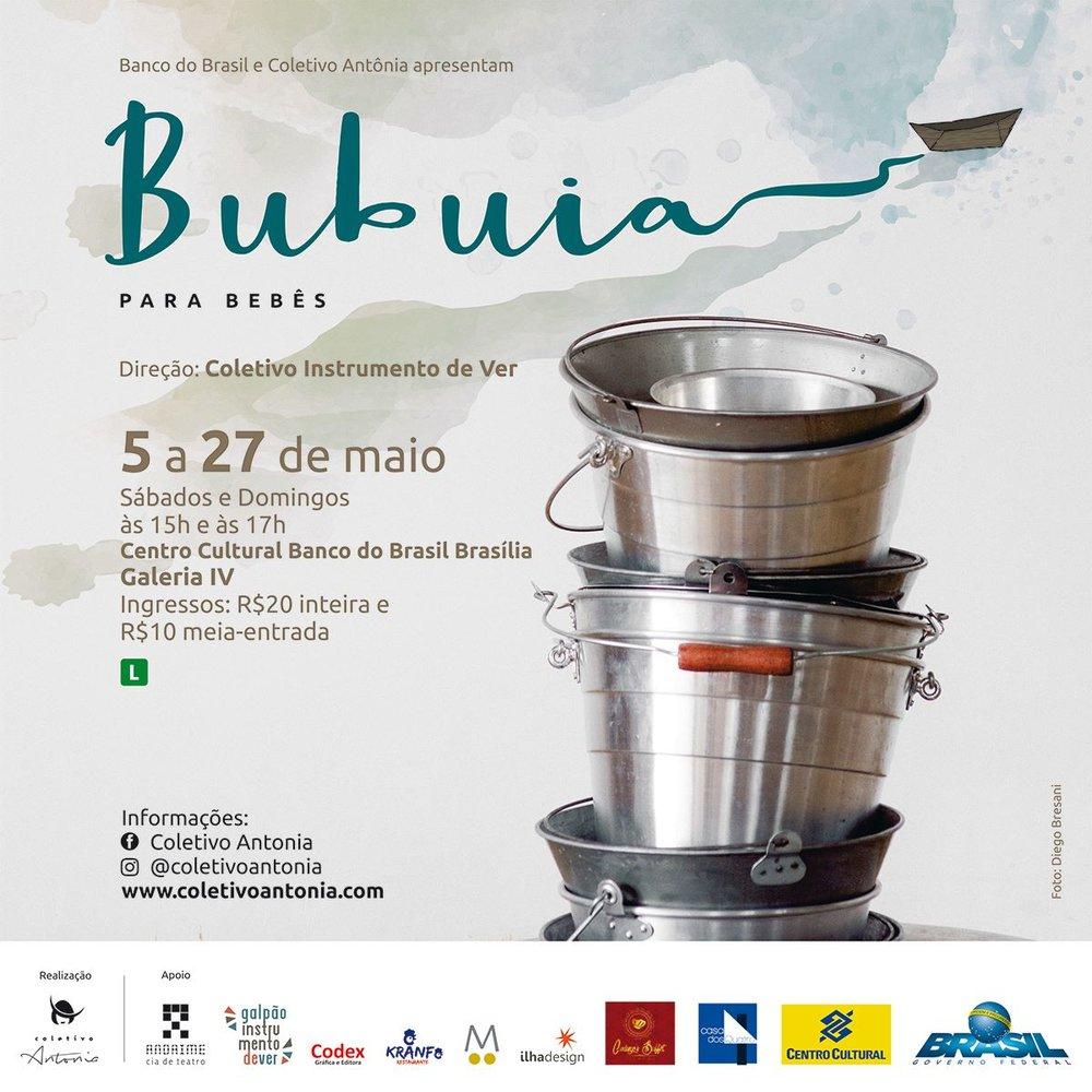 Estreia CCBB Brasília 2018