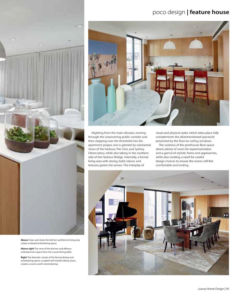 Luxury Home Design, Vol 15 2013 — POCO DESIGNS