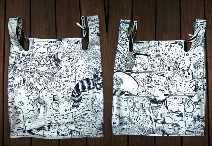 DKNY Lambskin Bag