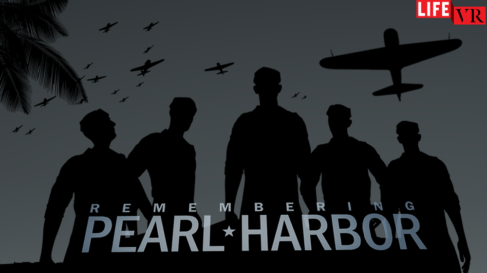 In commemoration of the 75th anniversary of the attack on Pearl Harbor, TIME and LIFE VR take you back to that moment in history in this original historical virtual-reality project.