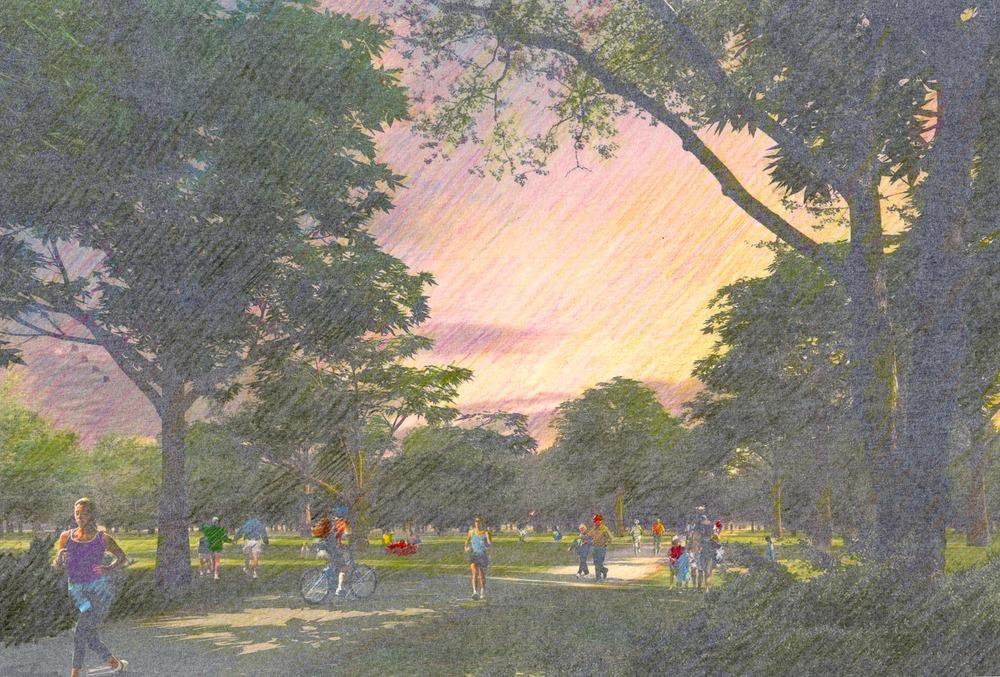 San Antonio Voelcker Park Competition