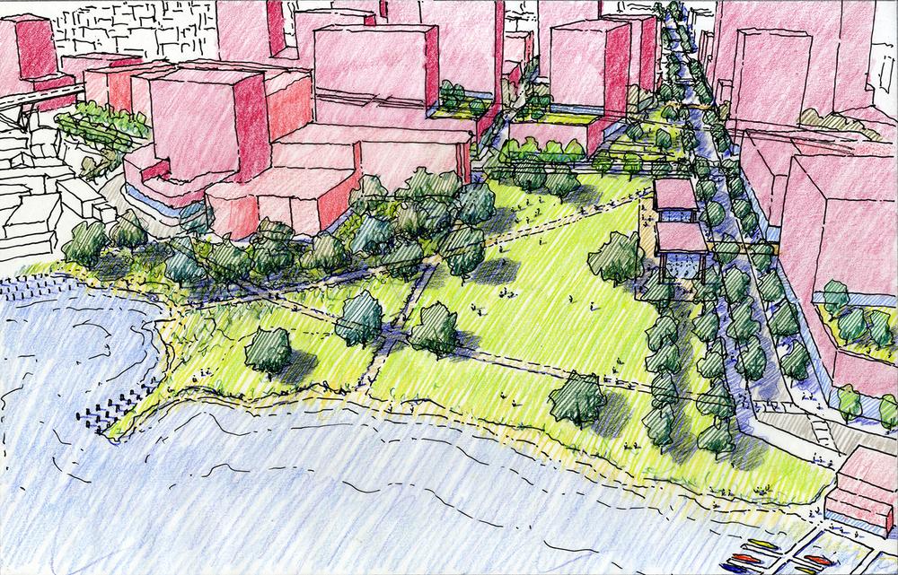 West Campus Development Framework Plan