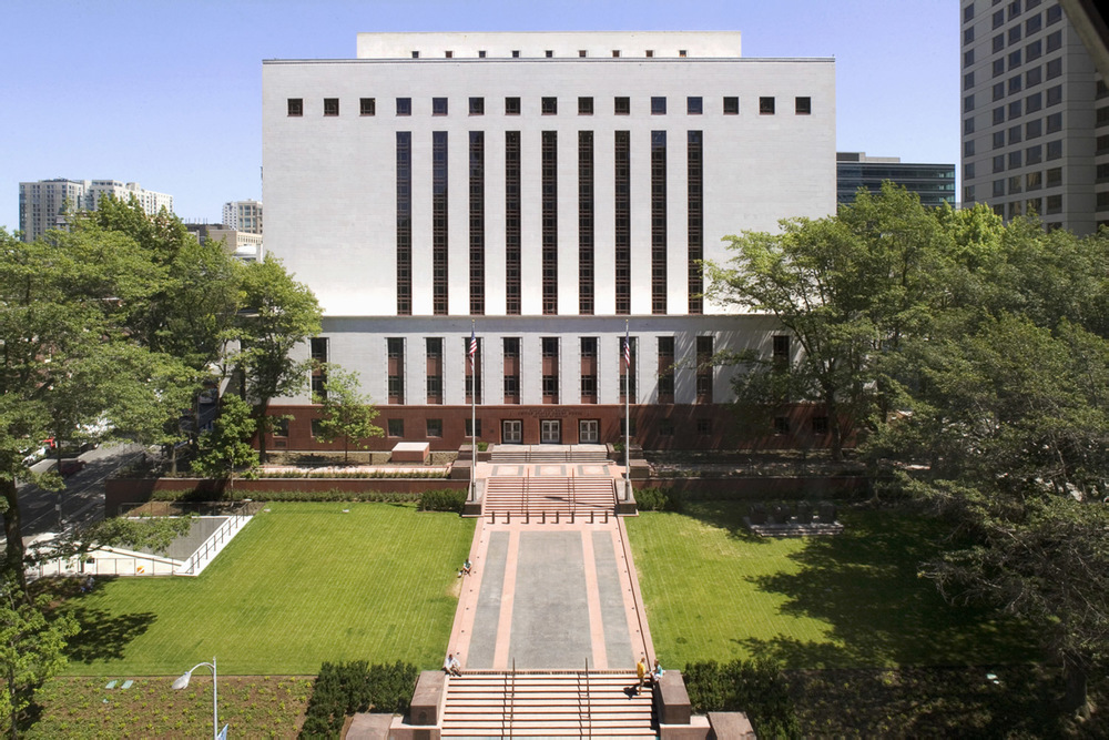 William K. Nakamura Courthouse Renovation
