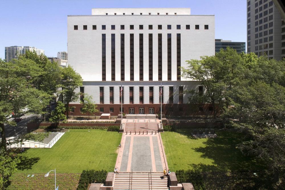 William K. Nakamura Courthouse Renovation