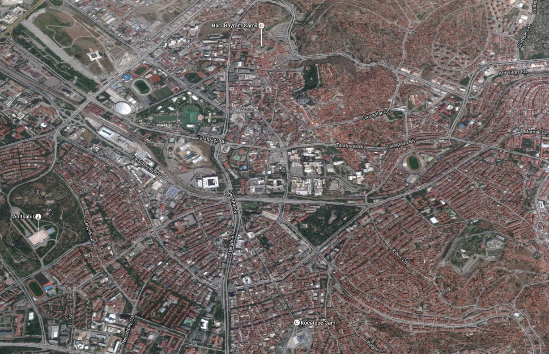 United States New Embassy Compound Ankara Turkey GGN - Us embassy athens map