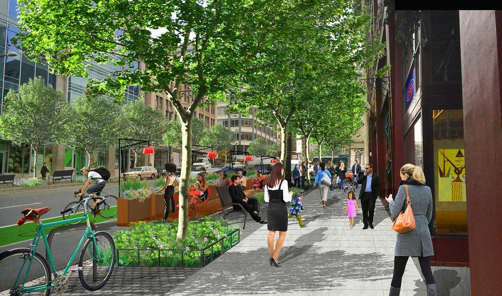 Pike-Pine Renaissance Streetscape Design Vision