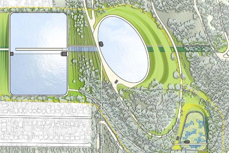 Mount Tabor Park Competition