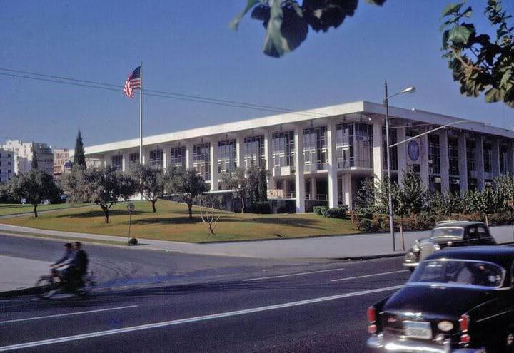 United States New Embassy Compound, Ankara, Turkey — GGN