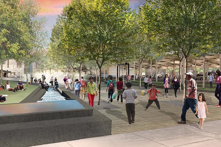 Yakima Central Plaza