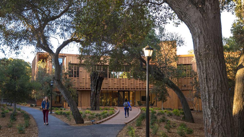 Denning House at Stanford University