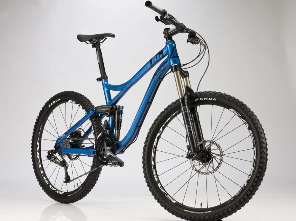 AVANTI | DUAL SUSPENSION MOUNTAIN BIKE