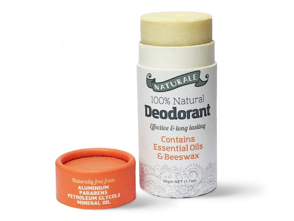 NATURALE DEODORANT | PACKAGING