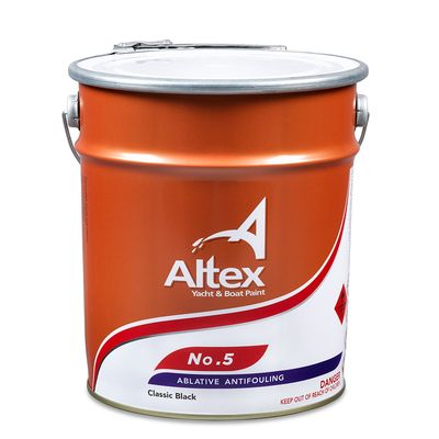 PAINT & ANTIFOUL
