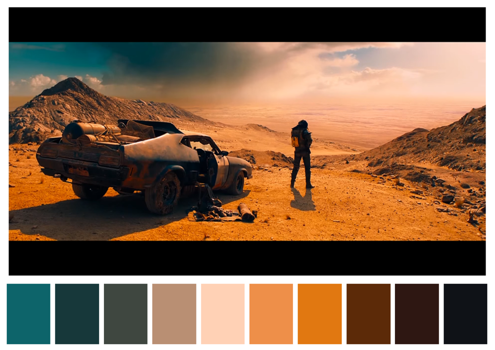 Mad Max- Fury Road (2015) - dir. George Miller