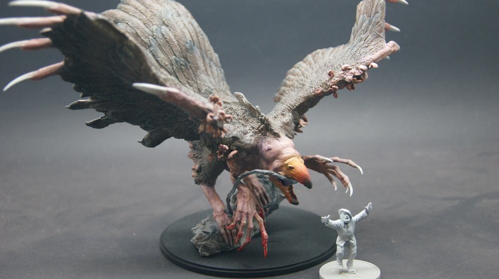 how to kingdom death monster phoenix painting tutorial sensei swag