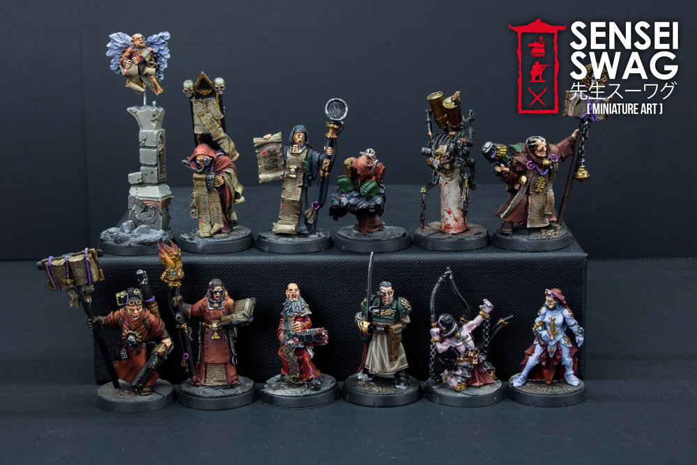 Agents of the Inquisition Inquisitor Retinue 40k (4 of 6).jpg