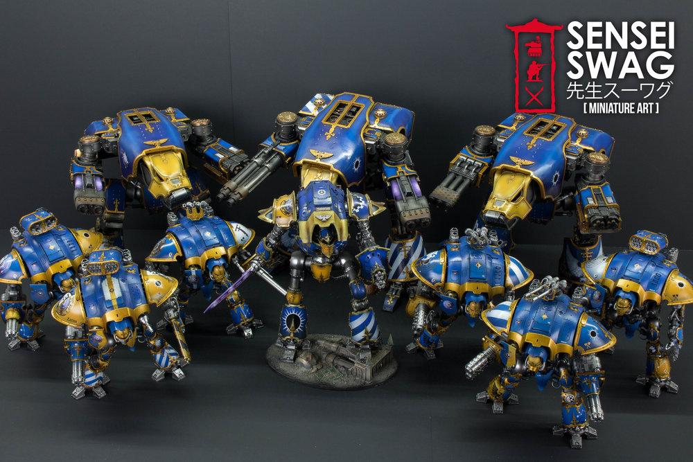 Legio Astorum Warhound Titan Imperial Knights 40k-1.jpg