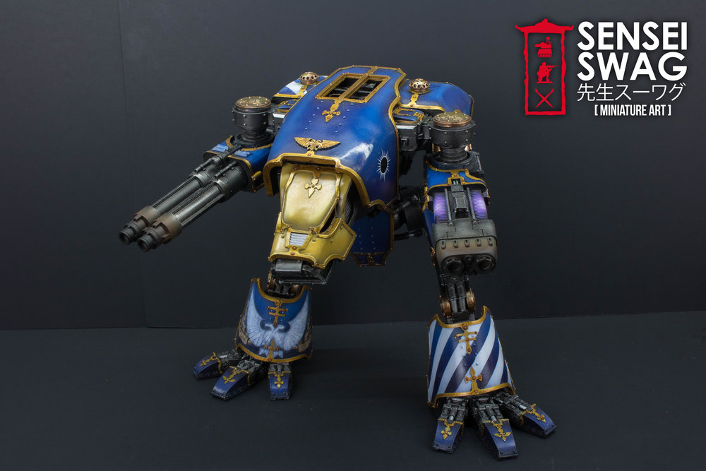 Legio Astorum Warhound Titan Imperial Knights 40k-4.jpg