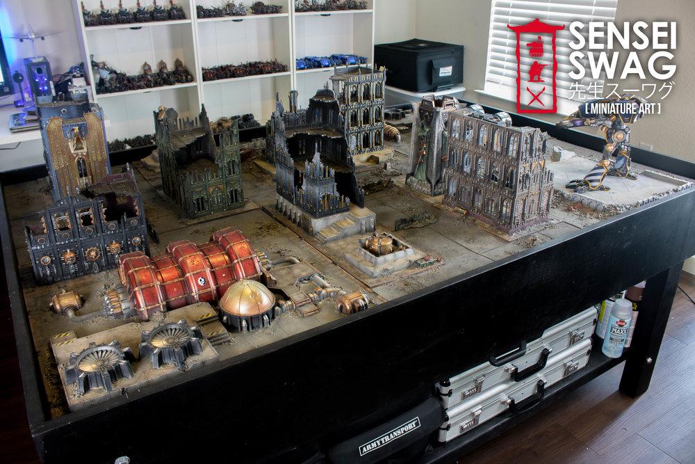 Warhammer 40k Cityfight Apocalypse Industrial Imperial Sector Forgeworld Gametable-2.jpg