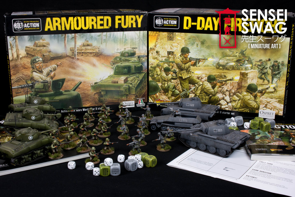 Bolt Action 28mm WWII Americans Germans War Game Flames of War-1.jpg