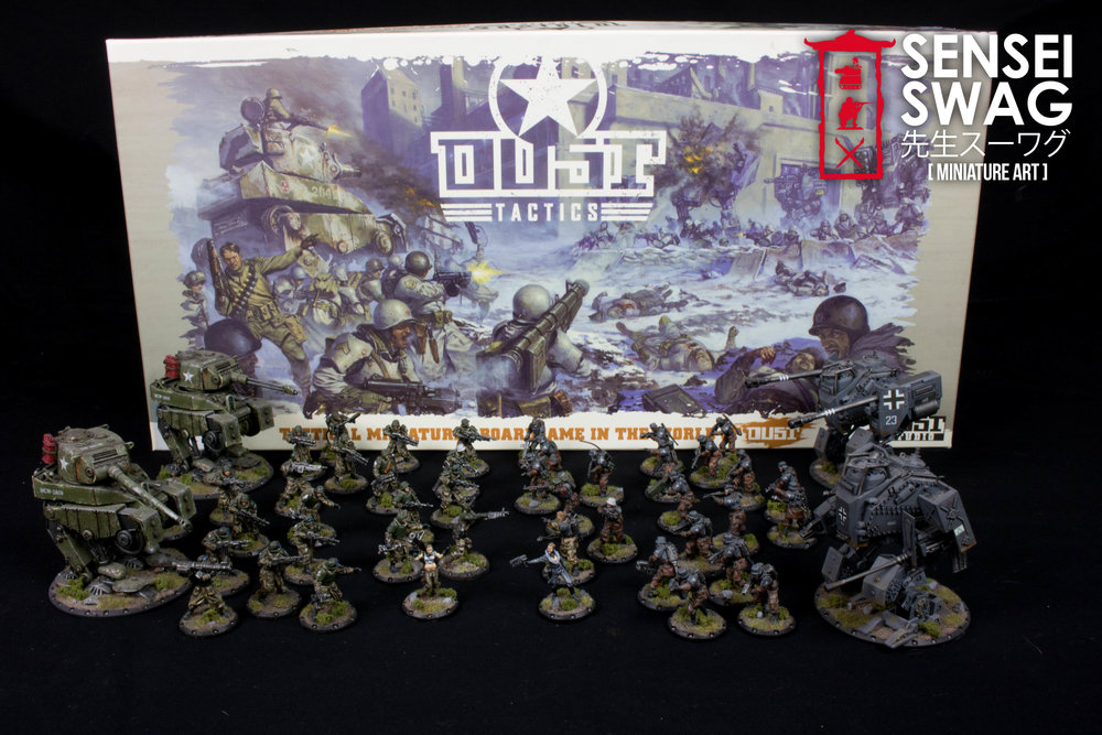 Dust Tactics WWII Warfare Germans Americans Axis Allies Bolt Action 28mm Alternate WWII-1.jpg