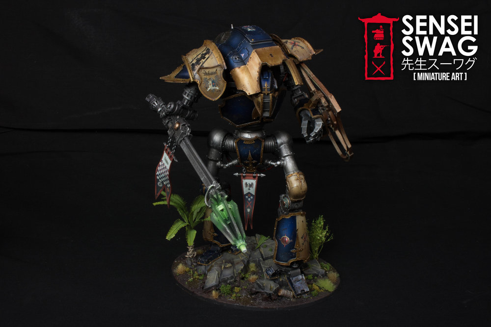 House Makabius Cerastus Knight House Guard Vultarax Castigator Archeon Lancer-5.jpg