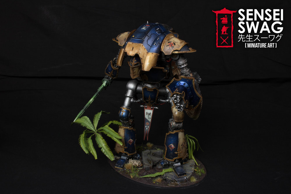 House Makabius Cerastus Knight House Guard Vultarax Castigator Archeon Lancer-7.jpg