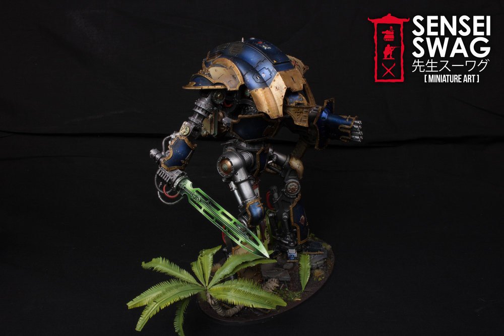 House Makabius Cerastus Knight House Guard Vultarax Castigator Archeon Lancer-8.jpg