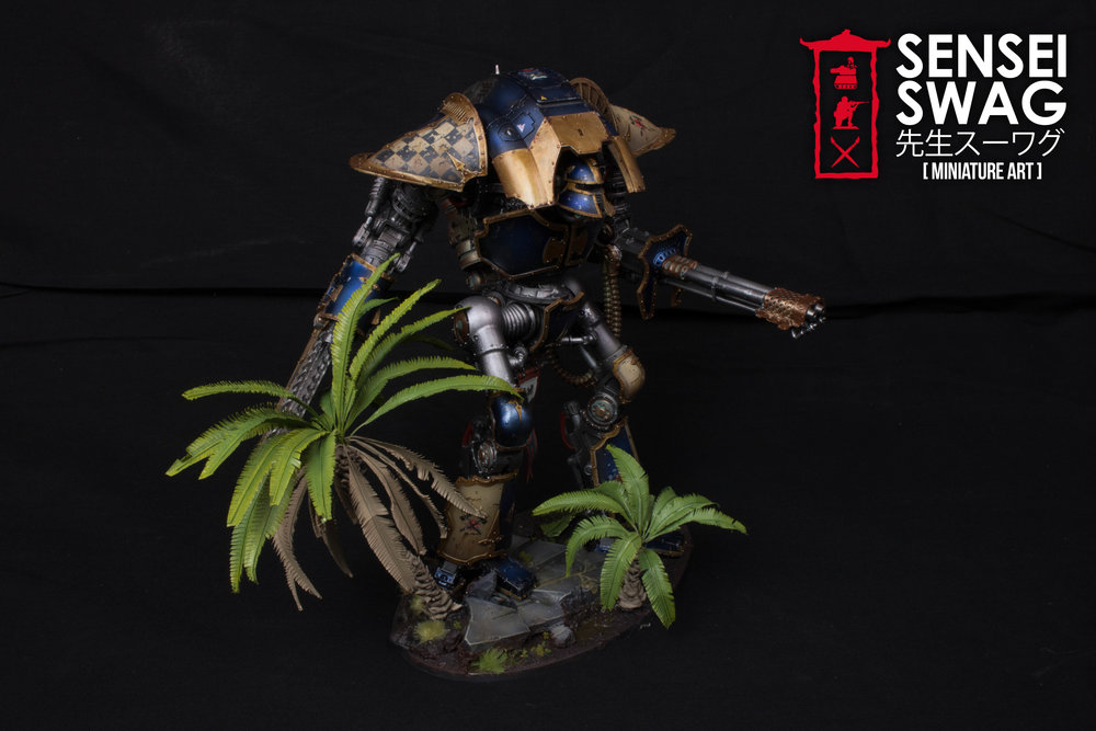House Makabius Cerastus Knight House Guard Vultarax Castigator Archeon Lancer-9.jpg