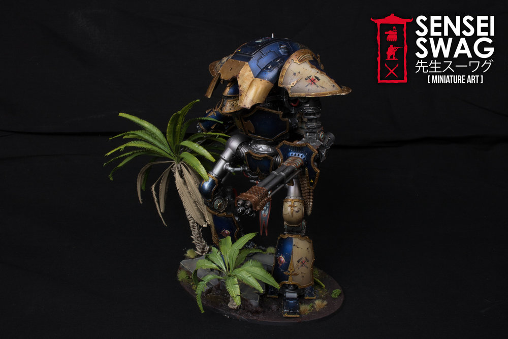 House Makabius Cerastus Knight House Guard Vultarax Castigator Archeon Lancer-10.jpg