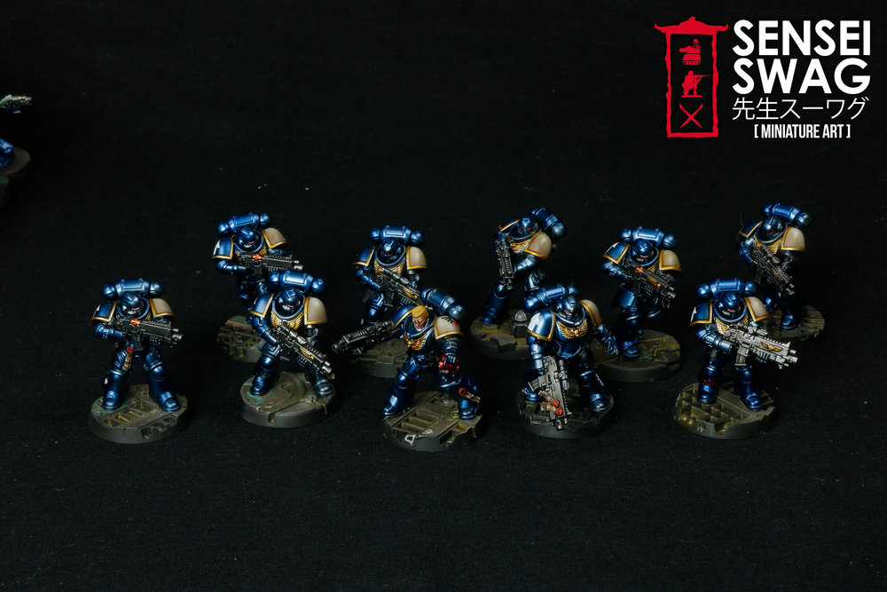 Fulminators Primaris Space Marines Redemptor Dreadnought Intercessors Repulsor Aggressors Terminators Hellblaster Captain-6.jpg