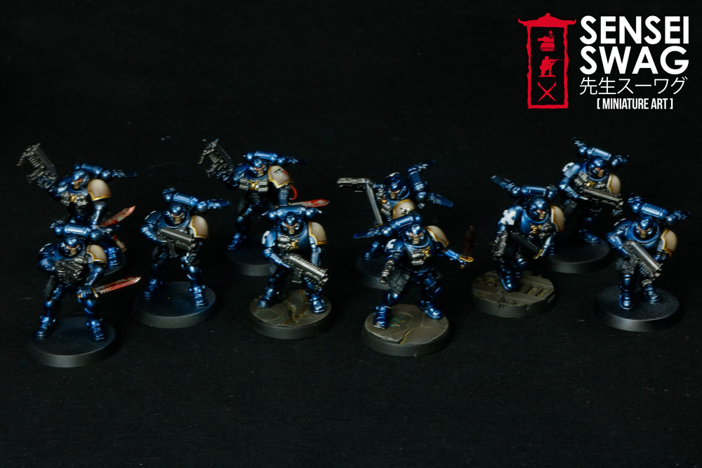 Fulminators Primaris Space Marines Redemptor Dreadnought Intercessors Repulsor Aggressors Terminators Hellblaster Captain-7.jpg