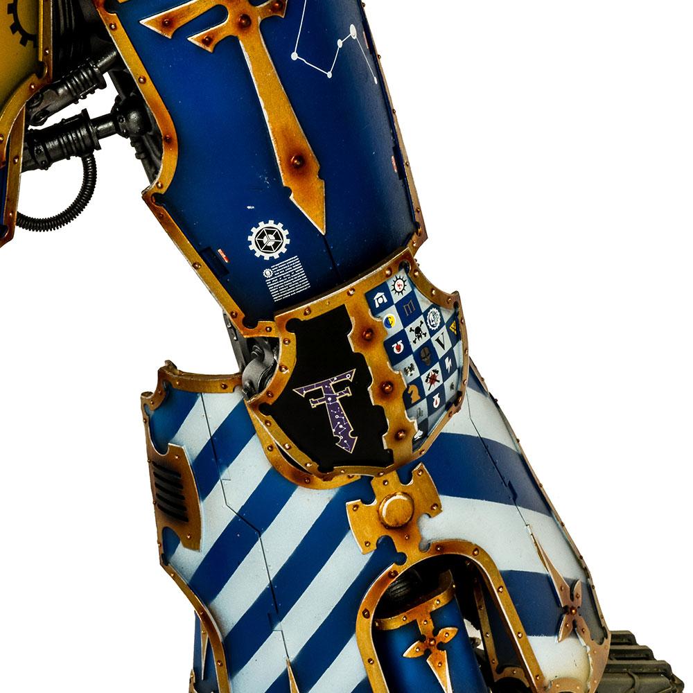 Legio Astorum Warlord Reaver Warhound Titan 40k Warhammer