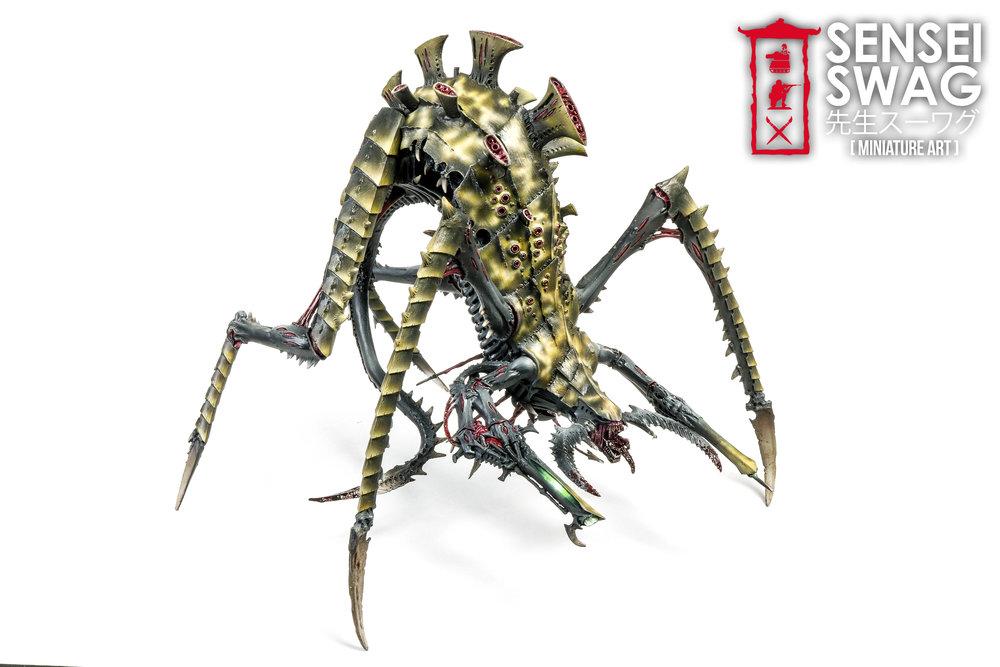 Tyranid Heirophant Hive Fleet Jormungandr-2.jpg