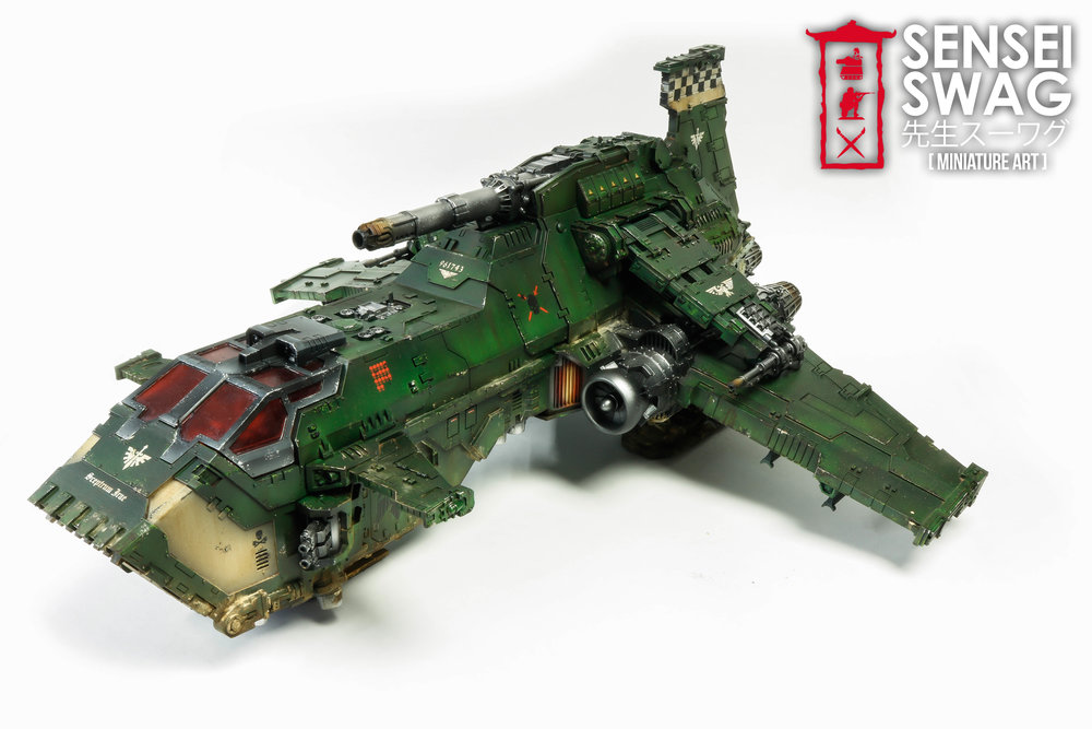 Dark Angels Thunderhawk Gunship Forgeworld Airbrush-1.jpg