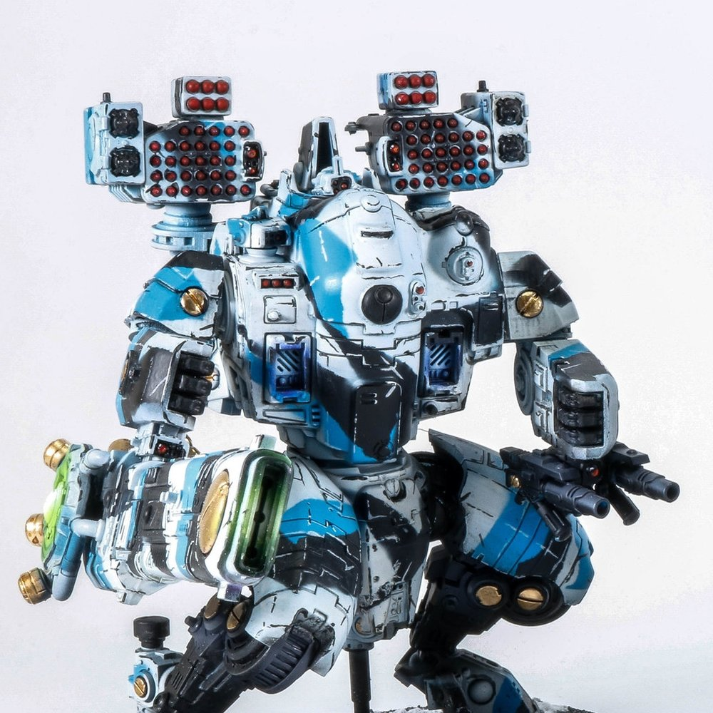 WINTER CAMO TAU