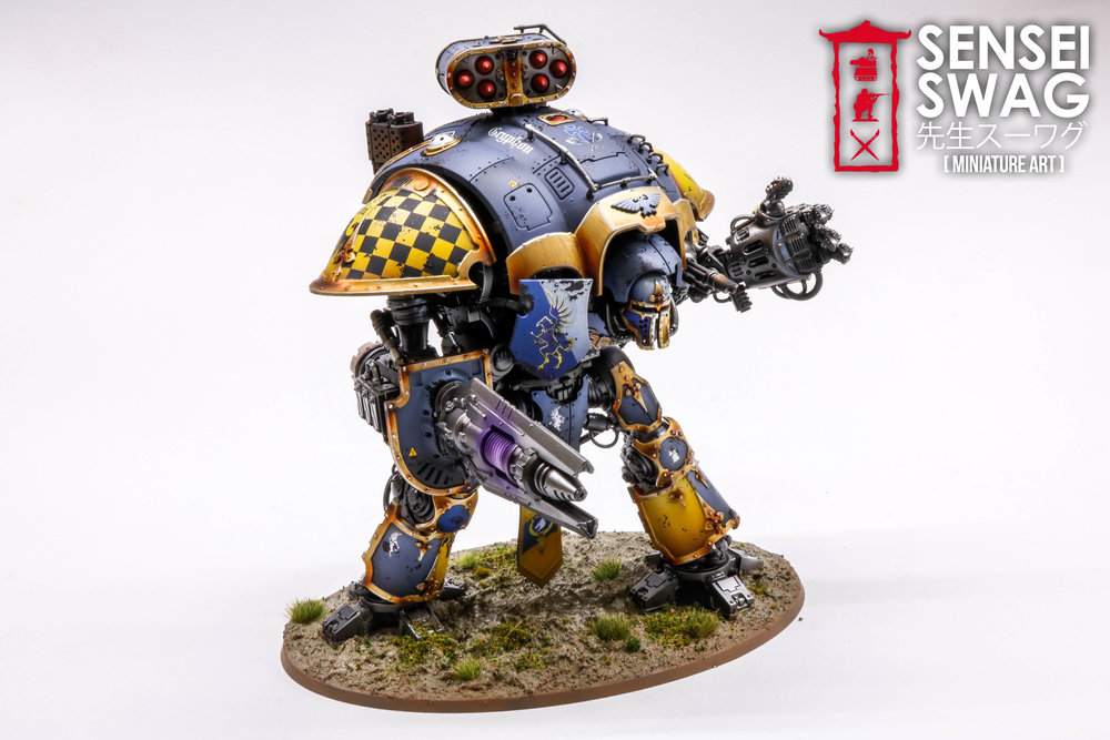 House Coldshroud Imperial Knight Valiant Legio Gryphonicus Armiger Warden Preceptor-4.jpg