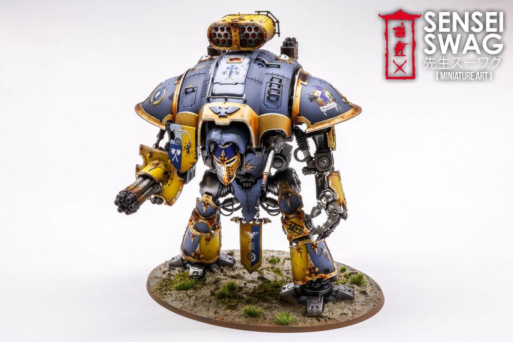 House Coldshroud Imperial Knight Valiant Legio Gryphonicus Armiger Warden Preceptor-5.jpg