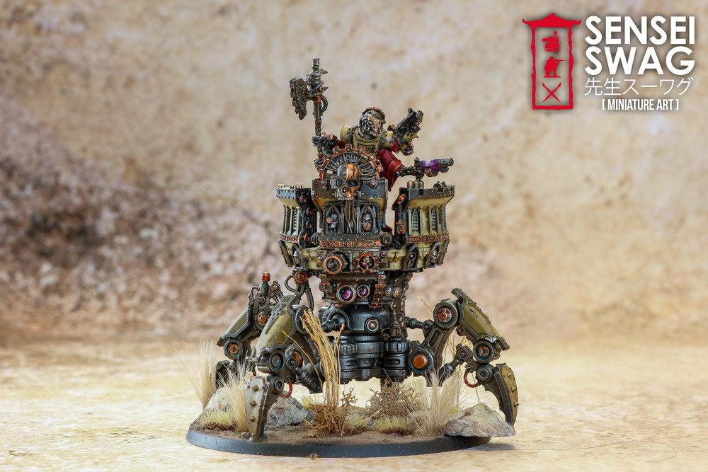 House Malinax Hellfroge Xana Incrusion II Dark Mechanicum Mechanicus Chaos Imperial Renegade Knights-3.jpg