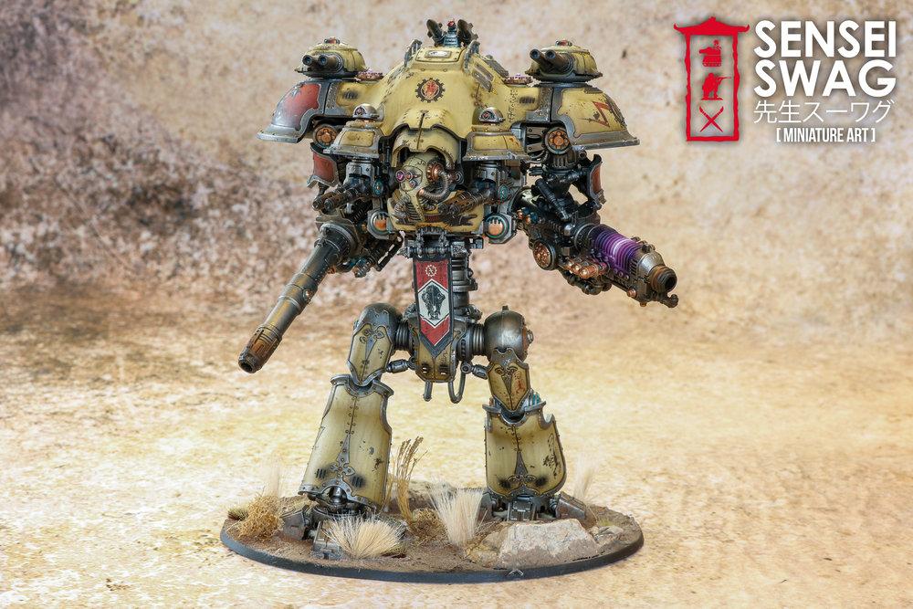 House Malinax Hellfroge Xana Incrusion II Dark Mechanicum Mechanicus Chaos Imperial Renegade Knights-4.jpg